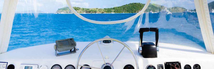 circuit en bateau dans le var