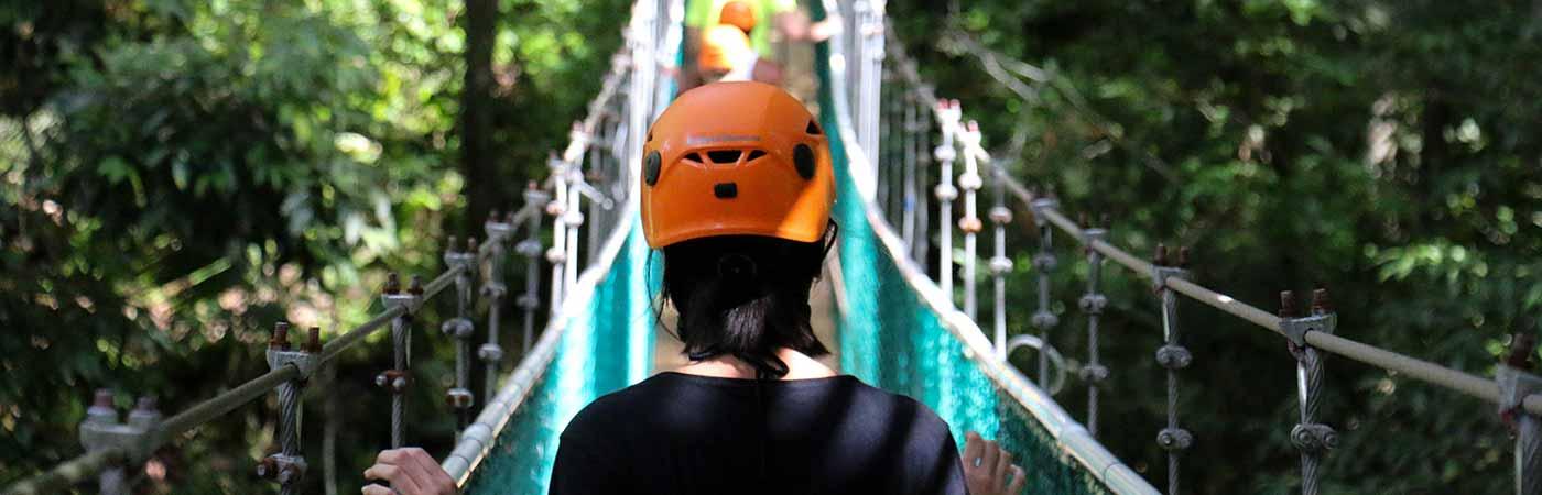 Parc acrobatique Janas aventures dans le Var à La Seyne sur Mer