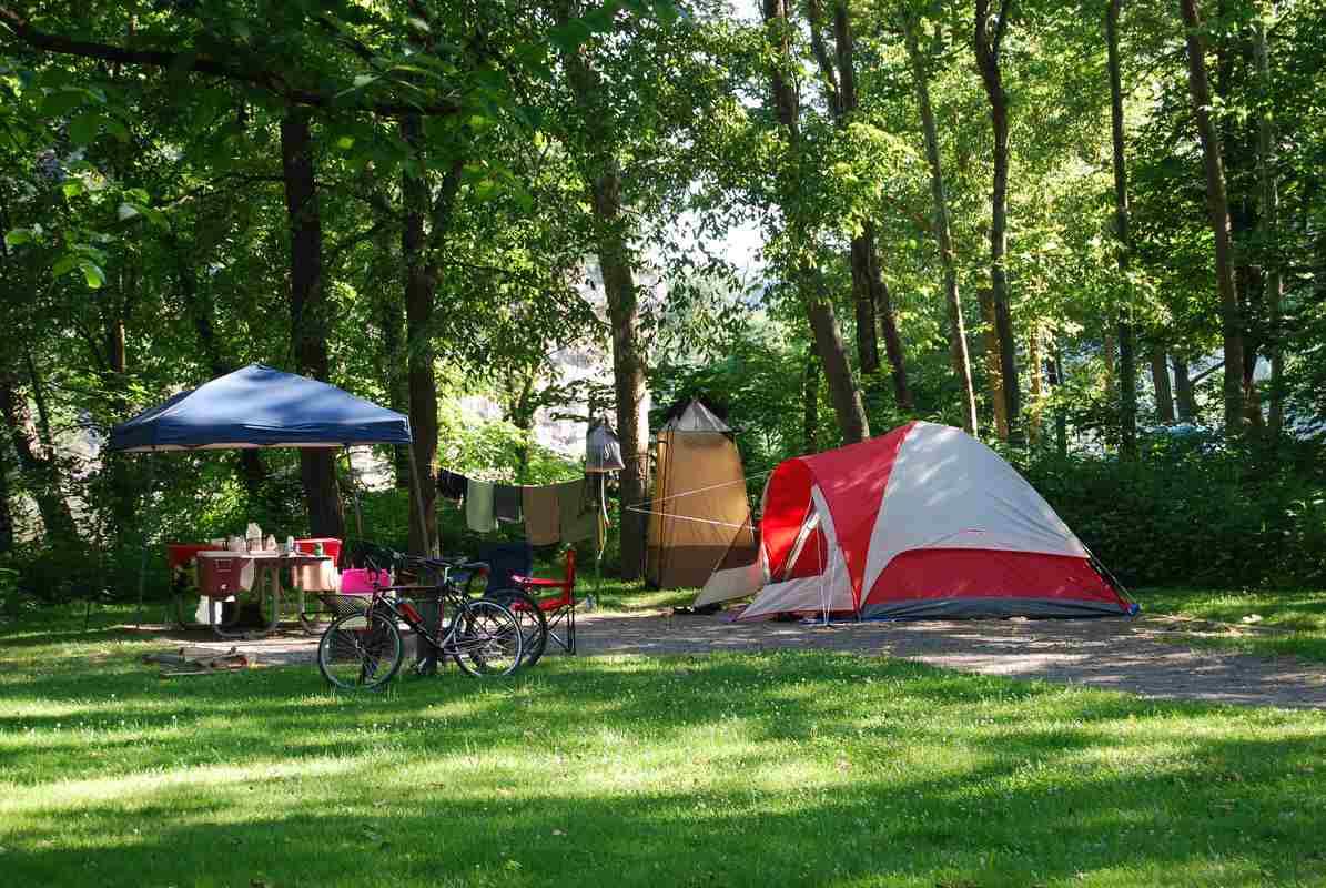 Les frais supplémentaires en camping
