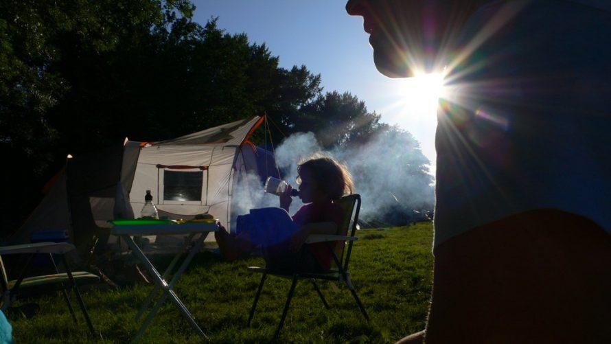Profiter du meilleur du camping en Septembre