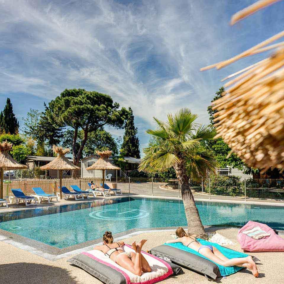 Top 3 des campings de standing dans le golfe de Saint-Tropez