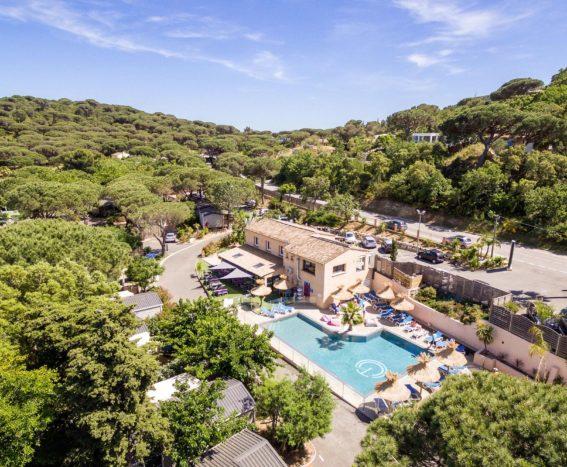 Cap Taillat, votre camping de luxe à St Tropez