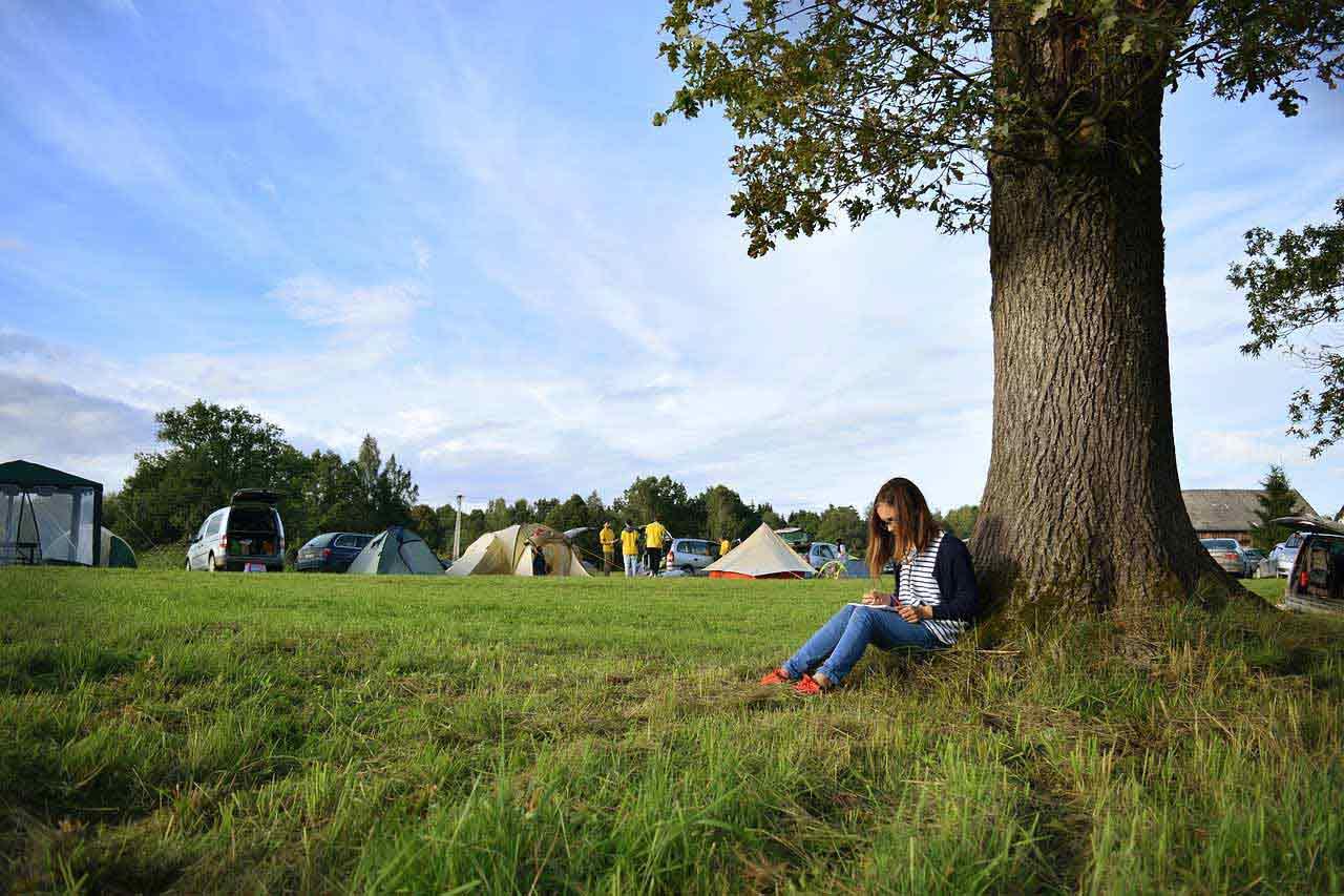Nature, découverte et détente en camping dans le Var