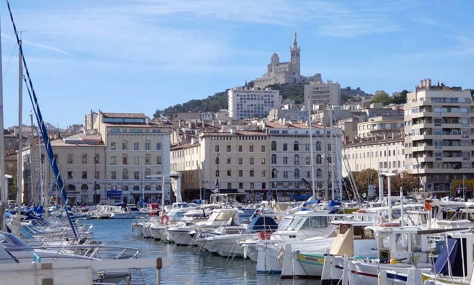 Marseille : 5 activités à ne pas manquer lors de votre visite
